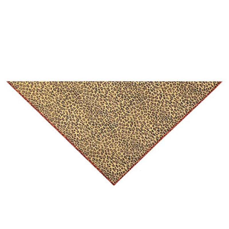 M. Isaac Mizrahi Leopard Dog Bandana