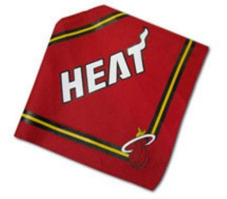 Miami Heat Dog Bandana
