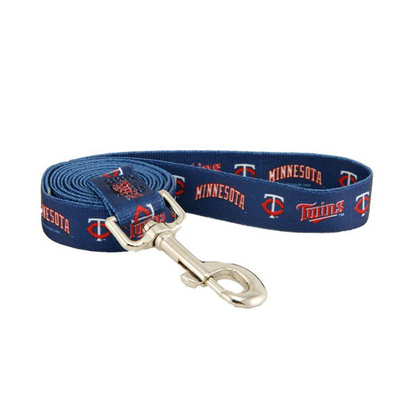 Minnesota Twins Baseball Printed Dog Leash