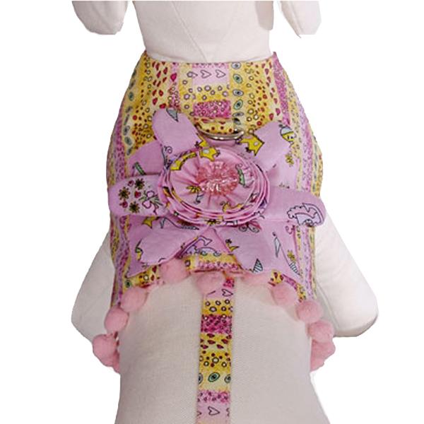 Miranda Dog Harness Vest w/ Leash