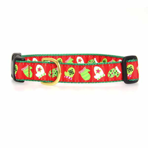Mittens Dog Collar by Up Country