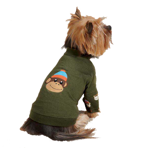 Monkey Business Mock Dog T-Shirt - Ty