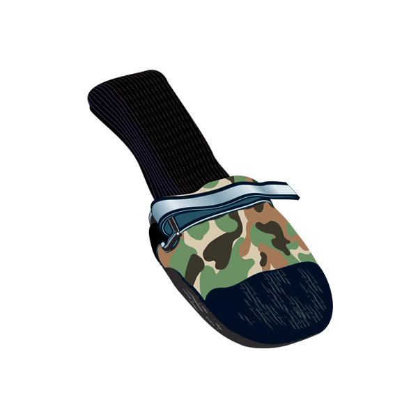Muttluks Fleece Lined Boots - Camo