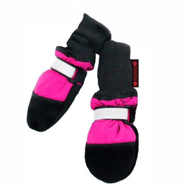 Muttluks Fleece Lined Boots - Pink