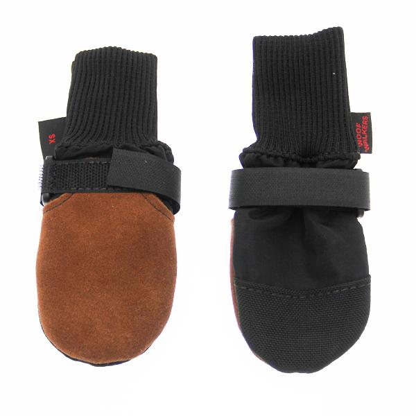 Muttluks Woof Walkers Dog Boots - Black