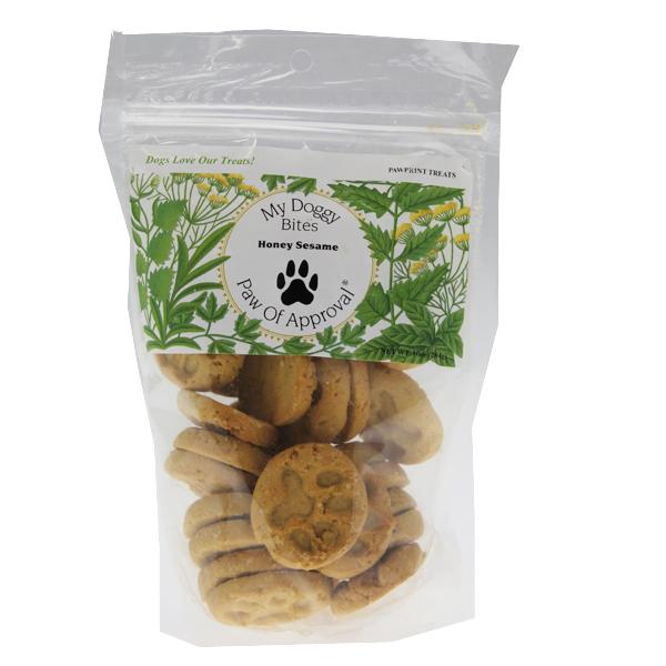 My Doggy Bites Dog Treats - Honey Sesame