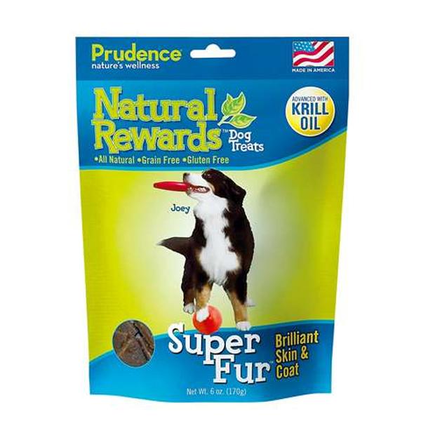 Natural Rewards Super Fur Dog Treat