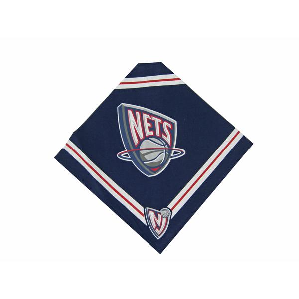 New Jersey Nets Dog Bandana