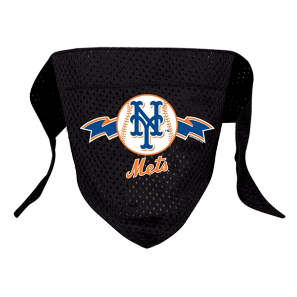 New York Mets Mesh Dog Bandana