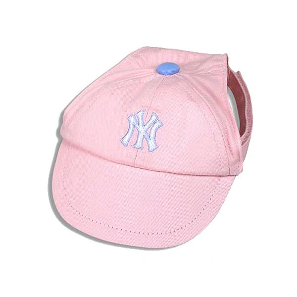 New York Yankees Pink Dog Hat