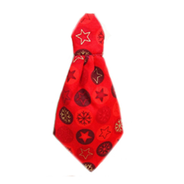 Noel Dog Necktie Attachment