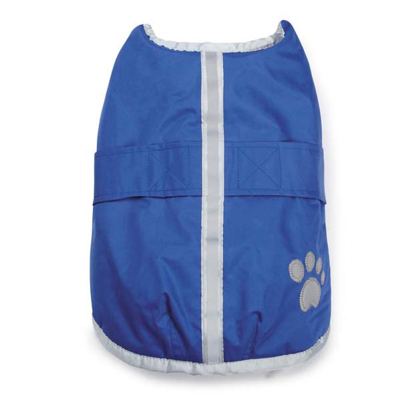 Nor'Easter Dog Jacket - Nautical Blue