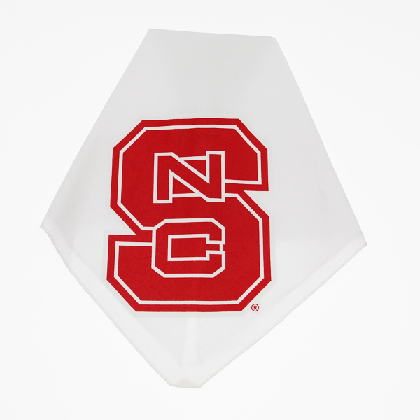North Carolina State Wolfpack Dog Bandana