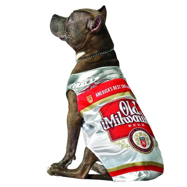 Old Milwaukee Dog Costume by Rasta Imposta