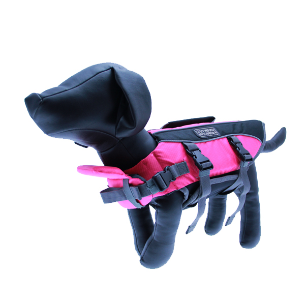 Outward Hound Dog Life Jacket - Pink