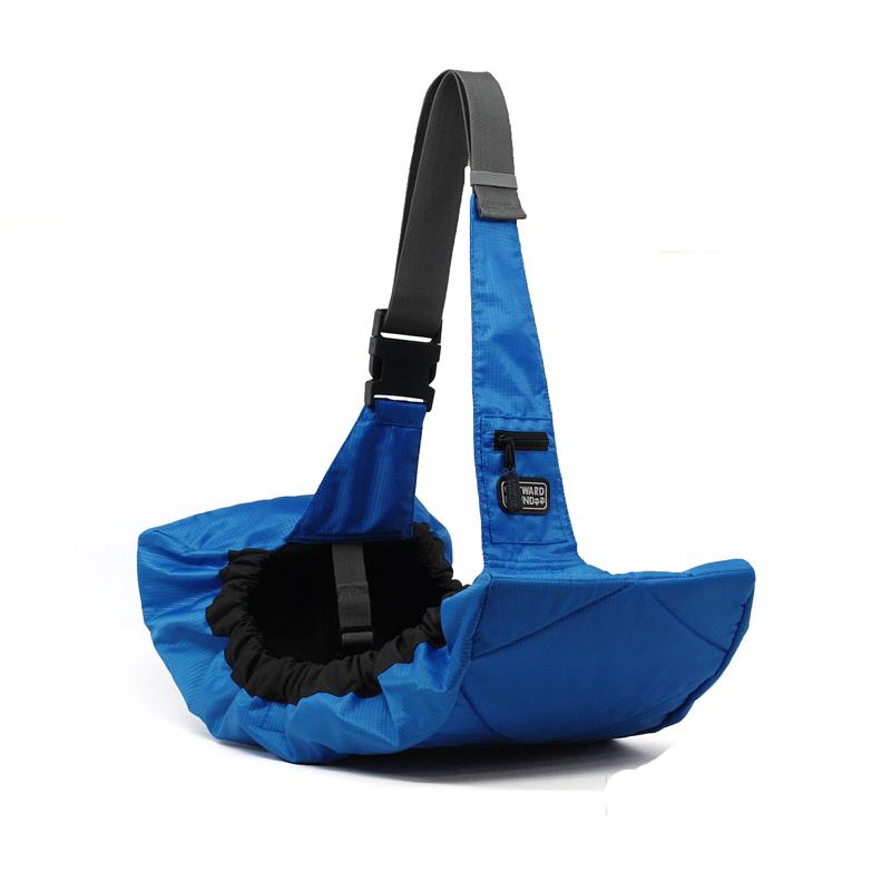 Outward Hound Sling Pet Carrier - Blue