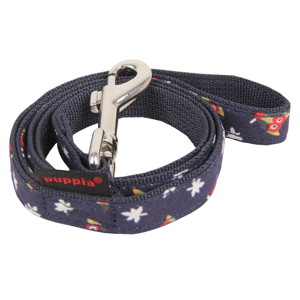 Owlet Dog Leash by Puppia - Navy