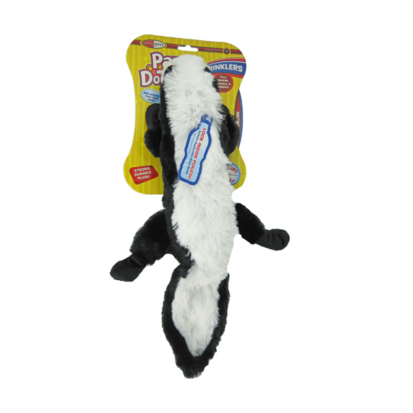 American Classic Krinklers Dog Toy - Skunk