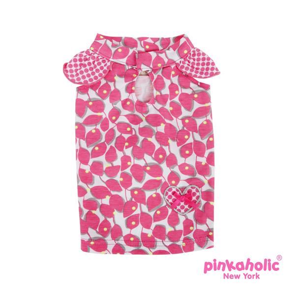 Peeps Dog Dress by Pinkaholic - Dark Pink