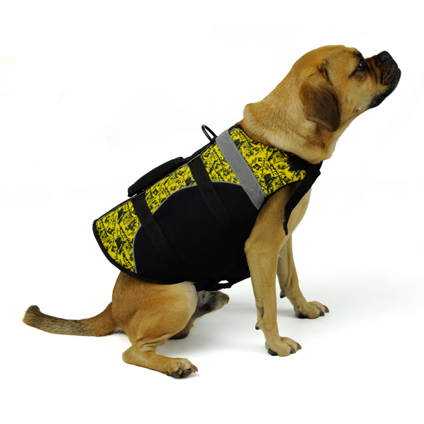 Dog Life Vest by Body Glove - Yellow