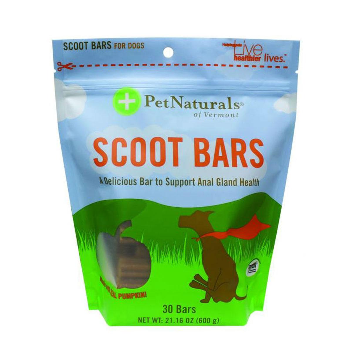 Pet Naturals Scoot Bars Dog Chews