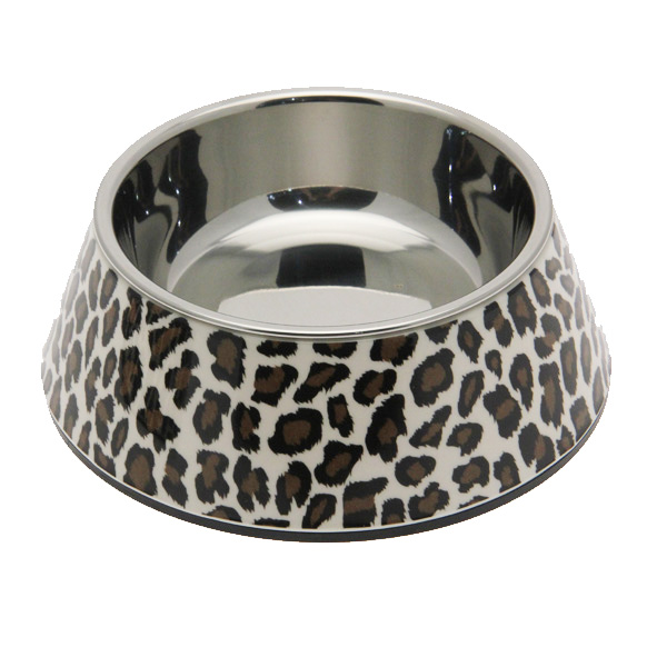 Pet Studio Safari Melamine Pet Bowl