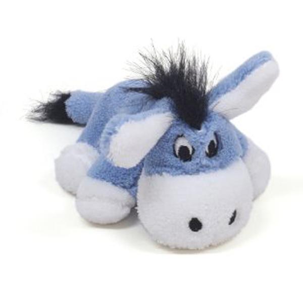PipSqueaks Talking Donkey Dog Toy