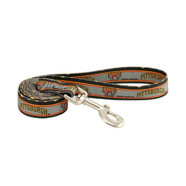 Pittsburgh Pirates Baseball Printed Dog Leash