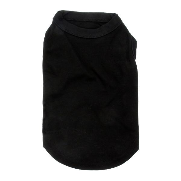 Plain Dog Shirt - Black