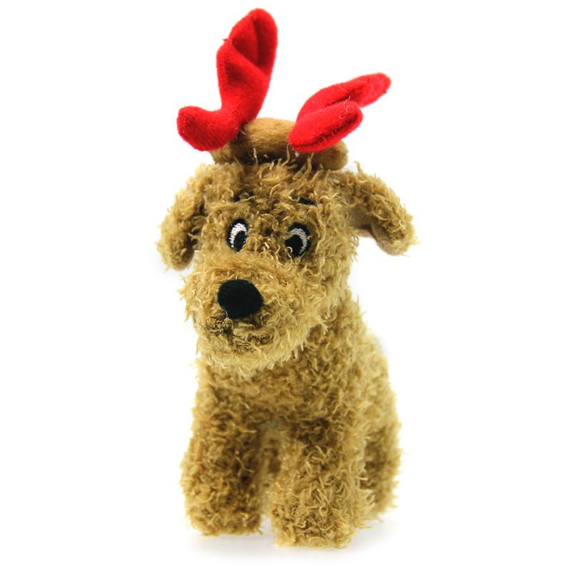 Plush Puppies Singing Dog Toy - Jingle Bells