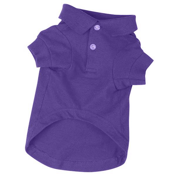 Polo Dog Shirt - Ultra Violet
