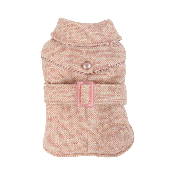 Popette Dog Coat by Puppia - Pink