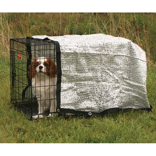 ProSelect Solar Canopy for Dog Crates