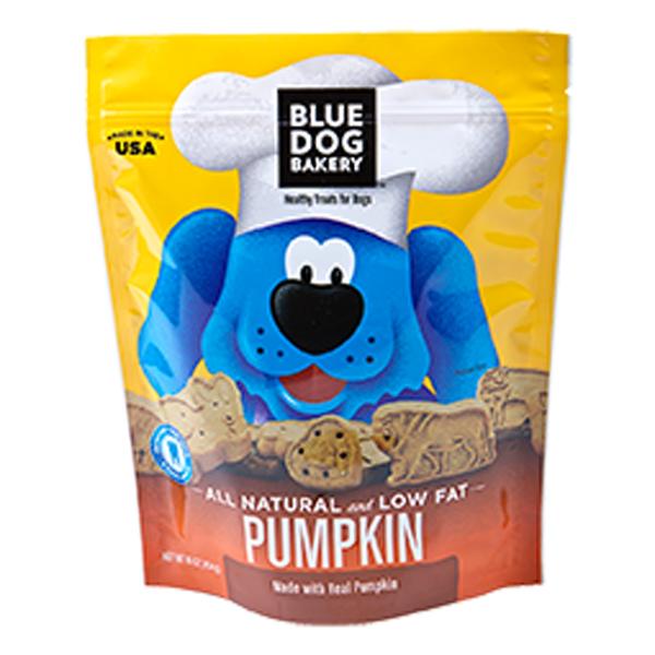 Pumpkin Dog Treat from Blue Dog Bakery