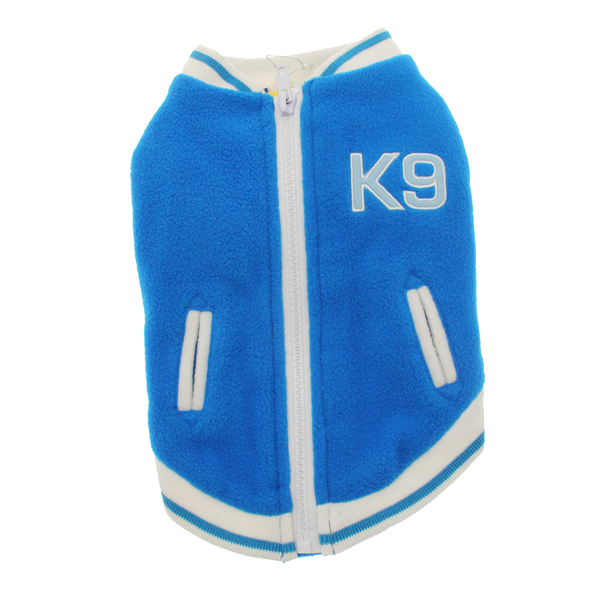 PuppyPAWer K9 Track Jacket - Blue