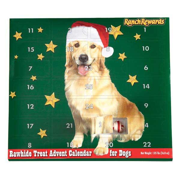 Ranch Rewards Dog Advent Calendars