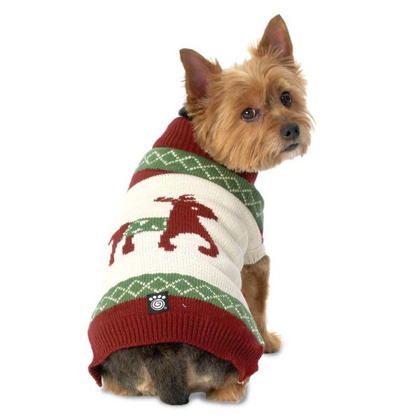 Rudy's Reindeer Dog Sweater