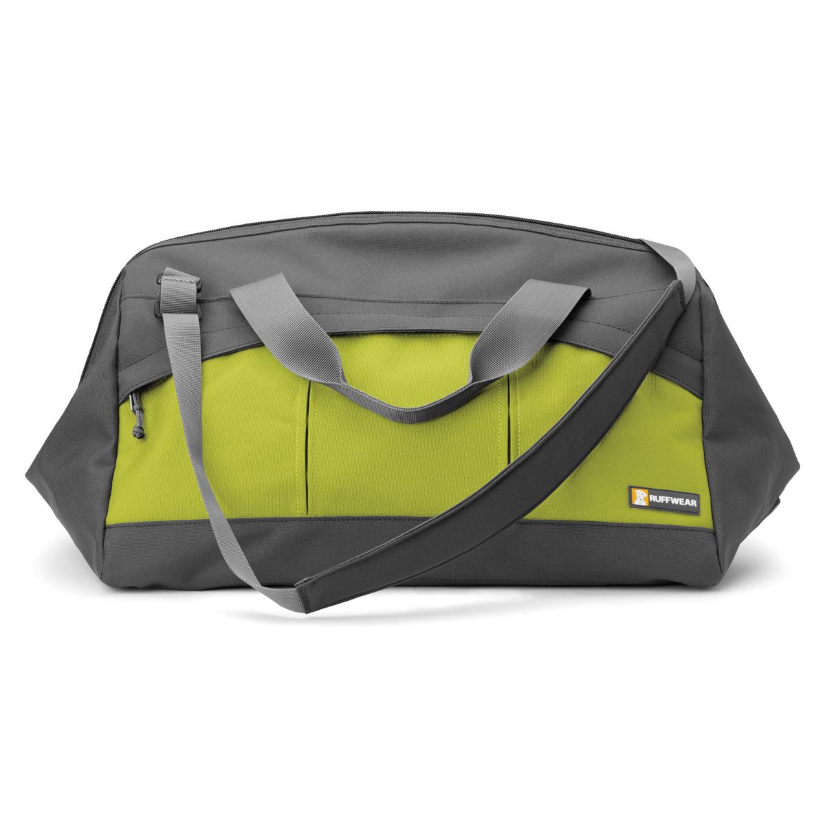 ruffwear haul bag forest green baxterboo