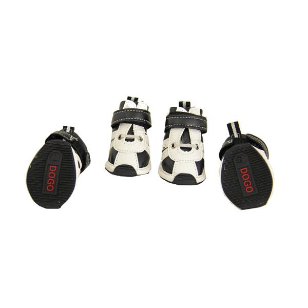 Runner Dog Sneakers by Dogo - Black