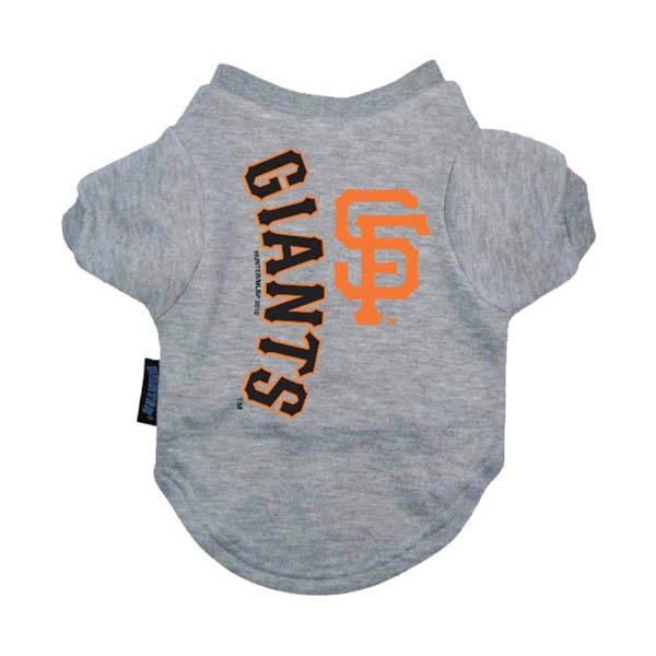 San Francisco Giants Dog T-Shirt