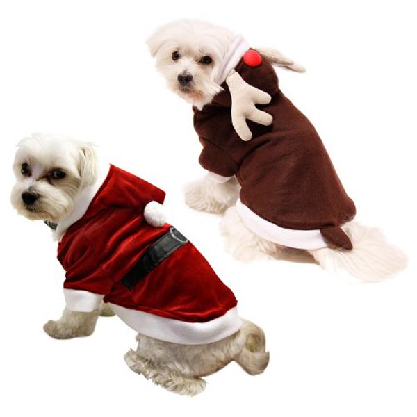 Santa/Reindeer Reversible Suit Jacket