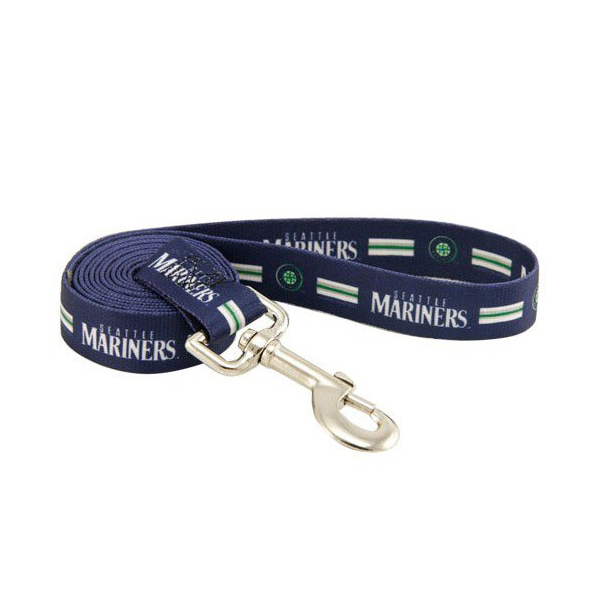 Seattle Mariners Baseball Printed Dog Leash