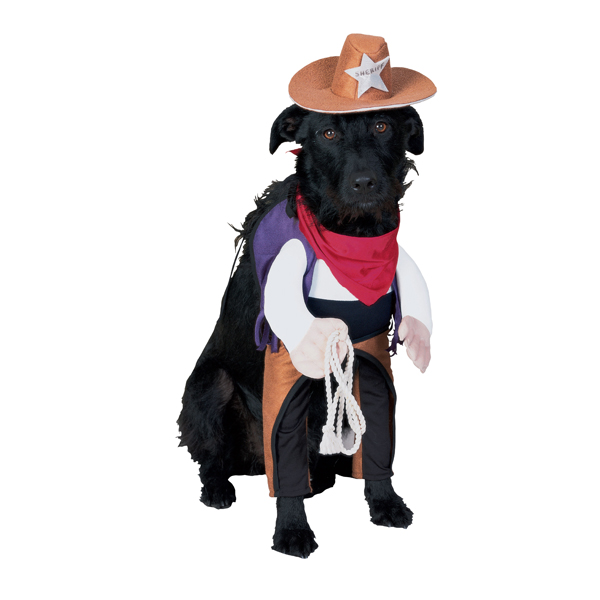Sher-r-ruff Dog Halloween Costume