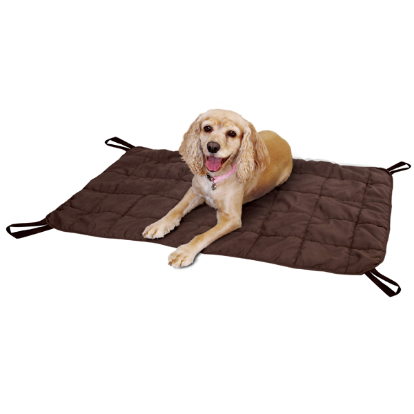 Silver Tails Bamboo Charcoal Easy-Lift Multi-Use Dog Mat