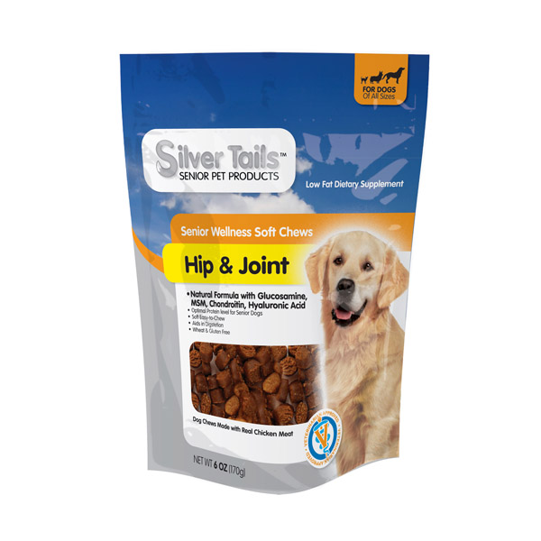 Silver Tails Hip & Joint Wellness Treats