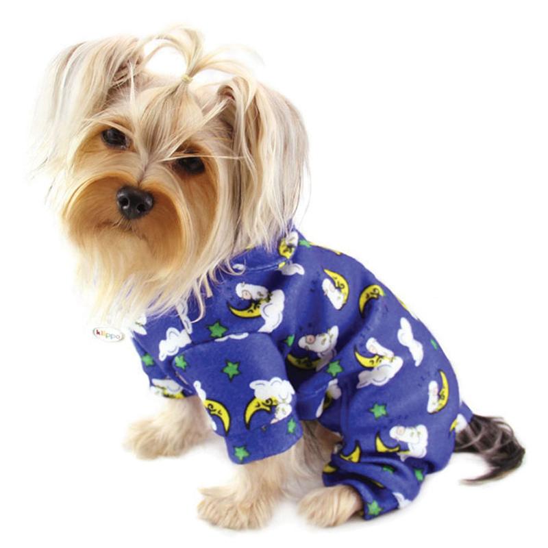 Sleeping Sheep Dog Pajamas by Klippo