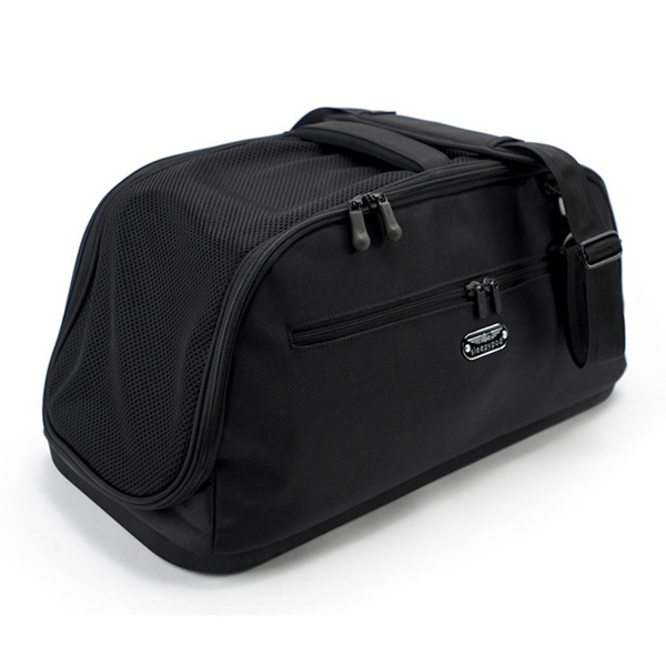 Sleepypod Air Travel Pet Carrier Bed - Jet Black