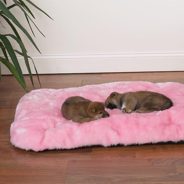 Slumber Pet Cloud Cushion - Pink