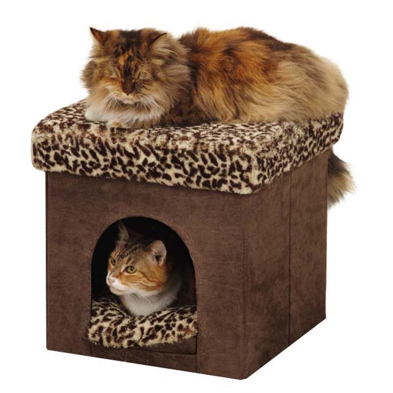 Slumber Pet Kitty Bungalow
