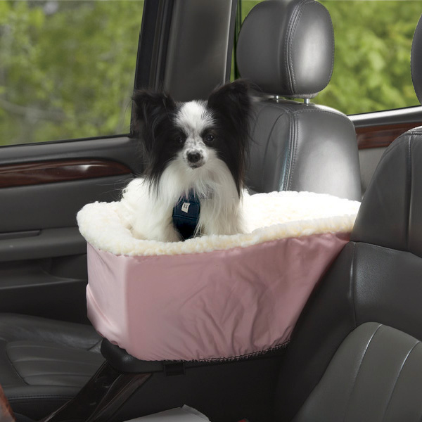 Snoozer Console Lookout Car Seat - Pink